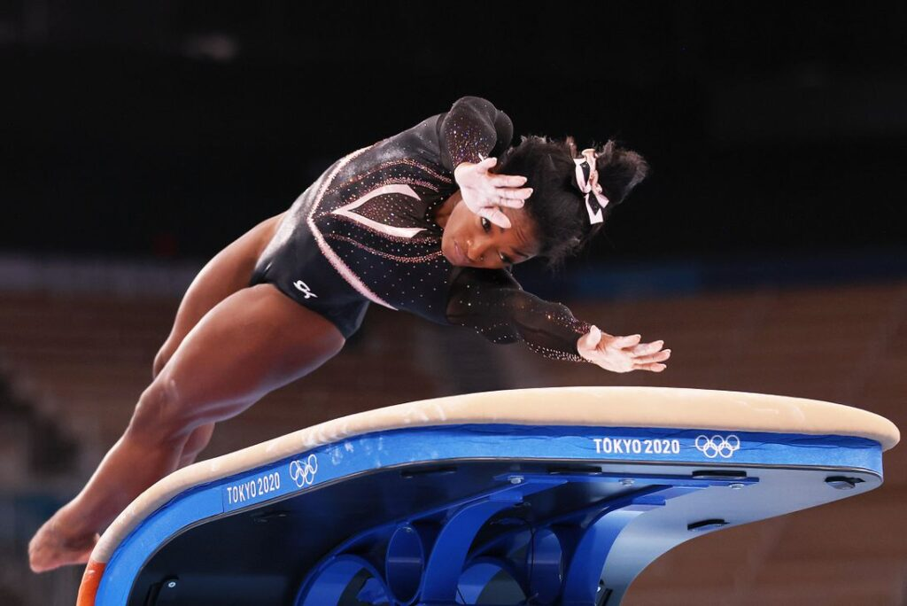 Simone Biles: After all, she has endured, it was astonishing she even turned up in Tokyo